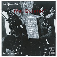 Přední strana obalu CD The Quintet: Jazz At Massey Hall
