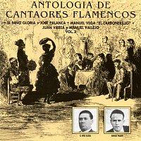 Various Artists.. – Antología de Cantaores Flamencos, Vol. 3 (Remastered 2015)