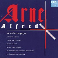 Nicholas McGegan – Arne: Alfred