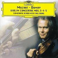 Augustin Dumay, Camerata Academica Salzburg – Mozart: Violin Concertos Nos.3-5
