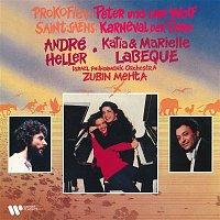 André Heller, Katia Labeque, Marielle Labeque, Israel Philharmonic Orchestra & Zubin Mehta – Prokofiev: Peter und der Wolf - Saint-Saens: Der Karnaval der Tiere