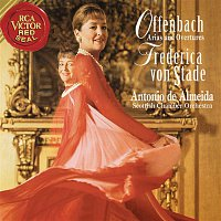 Antonio de Almeida, Frederica von Stade, Jacques Offenbach, Scottish Chamber Orchestra – Frederica von Stade Sings Offenbach Arias and Overtures