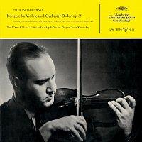 David Oistrakh, Igor Oistrakh, Gewandhausorchester Leipzig, Staatskapelle Dresden – Tchaikovsky: Violin Concerto Op.35 / Wieniawski: Etude-Caprices Nos.2, 4 & 5 / Sarasate: Navarra, Op.33