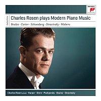 Charles Rosen, Anton Webern, Heather Harper – Charles Rosen Plays Modern Piano Music