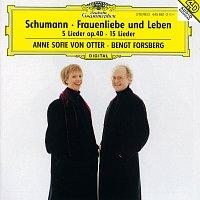Anne Sofie von Otter, Bengt Forsberg – Schumann: Frauenliebe und -Leben, Op.42; 5 Lieder, Op. 40; Ausgewahlte Lieder