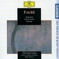 Philharmonia Orchestra, Carlo Maria Giulini, Boston Symphony Orchestra – G. Fauré: Requiem op.48 / Dolly Suite op.56 / Pavane op.50