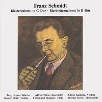 Jorg Demus – Franz Schmidt - Klavierquintett in G-Dur & Klarinettenquintett i
