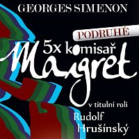 Různí interpreti – 5x komisař Maigret podruhé