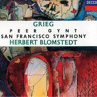 San Francisco Symphony Chorus, San Francisco Symphony, Herbert Blomstedt – Grieg: Peer Gynt (Incidental Music)