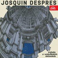 Josquin Despres, Pražští madrigalisté – Despres: Výběr z vokálních skladeb