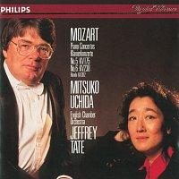 Mitsuko Uchida, English Chamber Orchestra, Jeffrey Tate – Mozart: Piano Concertos Nos. 5 & 6 etc