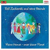 Přední strana obalu CD Meine Heimat - unser blauer Planet
