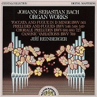 Jiří Reinberger – Bach: Skladby pro varhany