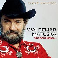 Přední strana obalu CD Sbohem lásko... Zlatá kolekce