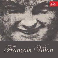 Přední strana obalu CD François Villon