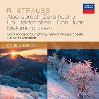 San Francisco Symphony, Gewandhausorchester Leipzig, Herbert Blomstedt – Strauss, R.: Also sprach Zarathustra; Ein Heldenleben; Don Juan; Metamorphosen