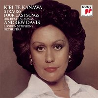Kiri Te Kanawa, Richard Strauss, Andrew Davis, London Symphony Orchestra – Strauss: Four Last Songs