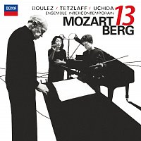 Přední strana obalu CD Mozart: Gran Partita / Berg: Kammerkonzert