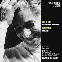 Leonard Bernstein, Marc Blitzstein, Charles Holland, Walter Scheff, Robert Shaw, RCA Victor Chorale, New York City Symphony Orchestra – Blitzstein: The Airborne Symphony - Bernstein: Facsimile