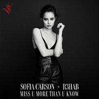 Sofia Carson, R3HAB – Miss U More Than U Know