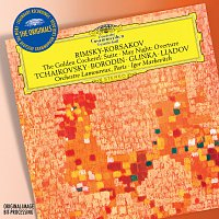 "Orchestre des Concerts Lamoureux, Igor Markevitch – Rimsky-Korsakov: The Golden Cockerel Suite; May Night Overture / Tchaikovsky: Francesca da Rimini, Op.32 / Borodin: In the Steppes of Central Asia / Glinka:Overture ""Ruslan and Ludmilla"" / Liadov: Fragment de l'Apocalypse, Op.66"