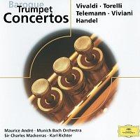 Maurice André – Vivaldi / Torelli / Telemann / Viviani / Handel: Baroque Trumpet Concertos