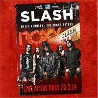 Slash, Myles Kennedy And The Conspirators – Live At The Roxy 25.09.14