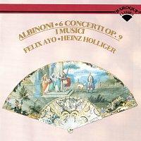 Felix Ayo, I Musici, Maria Teresa Garatti – Albinoni: 6 Concerti from Op. 9