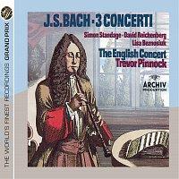 Simon Standage, David Reichenberg, Lisa Beznosiuk, The English Concert – Bach, J.S.: 3 Concerti BWV 1044, 1055 & 1060