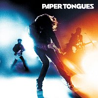Přední strana obalu CD Paper Tongues