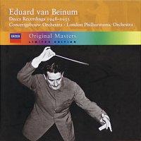 Concertgebouw Orchestra of Amsterdam, London Philharmonic Orchestra – Decca Recordings 1948-1953