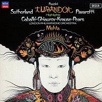 Dame Joan Sutherland, Luciano Pavarotti, Montserrat Caballé, Nicolai Ghiaurov – Puccini: Turandot (Highlights)