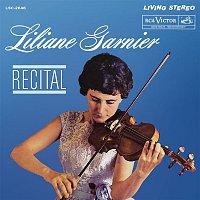 Liliane Garnier, Fritz Kreisler, Anna-Marie Globenski – Liliane Garnier Recital