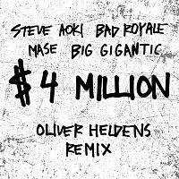 Steve Aoki & Bad Royale, Ma$e & Big Gigantic – $4,000,000 (Oliver Heldens Remix)