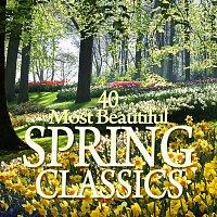 Various  Artists – 40 Most Beautiful Spring Classics