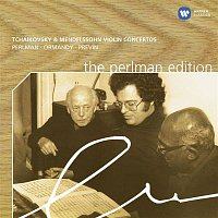 Itzhak Perlman, Philadelphia Orchestra, Eugene Ormandy, London Symphony Orchestra, André Previn – Tchaikovsky/Mendelssohn: Violin Concertos