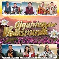 Různí interpreti – Giganten der Volksmusik