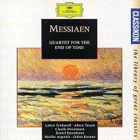 Martha Argerich, Daniel Barenboim – Messiaen: Quatuor pour la Fin du Temps; Theme and Variations