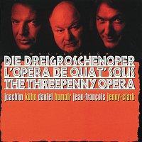 Daniel Humair, Joachim Kühn, Jean-Francois Jenny-Clark – Die Dreigroschenoper
