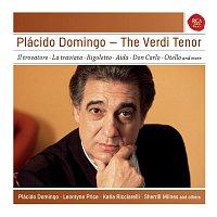 James Levine, Giuseppe Verdi, Plácido Domingo, New Philharmonia Orchestra – Plácido Domingo - The Verdi Tenor - Sony Classical Masters – CD