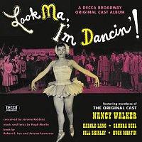 Přední strana obalu CD Look Ma, I'm Dancin'!