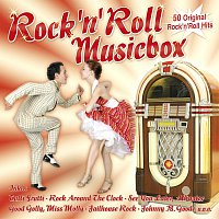 Různí interpreti – Rock'n'Roll Musicbox - 50 Original Rock'n' Roll Hits
