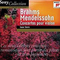 Isaac Stern – Brahms / Mendelssohn