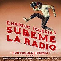 Přední strana obalu CD SUBEME LA RADIO PORTUGUESE REMIX