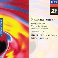 Aram Il'yich Khachaturian, Anatole Fistoulari, Stanley Black – Khachaturian: Piano Concerto/Violin Concerto, etc.