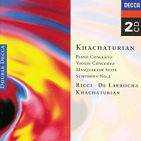 Aram Khachaturian, Anatole Fistoulari, Stanley Black, Rafael Fruhbeck de Burgos – Khachaturian: Piano Concerto/Violin Concerto, etc.