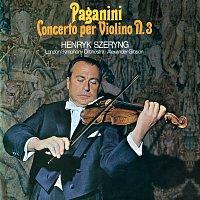 Henryk Szeryng, London Symphony Orchestra, Sir Alexander Gibson – Paganini: Violin Concerto No. 3