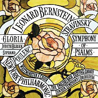 Leonard Bernstein, Francis Poulenc, New York Philharmonic Orchestra, Judith Blegen, Westminster Choir – Poulenc: Gloria - Stravinsky: Symphony of Psalms (Remastered)