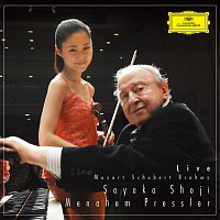 Sayaka Shoji, Menahem Pressler – Mozart, Schubert, Brahms [Live In Tokyo & Kamakura / 2014]