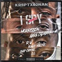 Krept & Konan, Bugzy Malone, SL, Morrisson, Abra Cadabra, Rv, Snap Capone – I Spy [Remix]